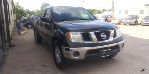 2008 Nissan Frontier for sale at Suzuki of Tulsa - Global car Sales in Tulsa OK