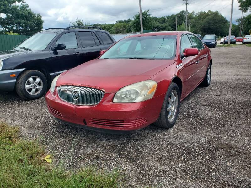 2007 Buick Lucerne for sale at ASAP AUTO SALES in Muskegon MI