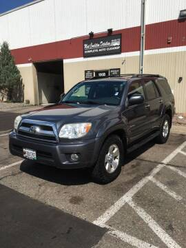 2006 Toyota 4Runner for sale at Specialty Auto Wholesalers Inc in Eden Prairie MN
