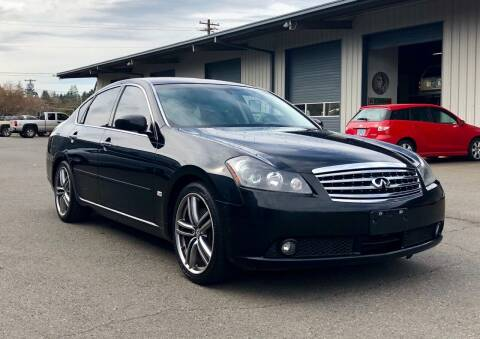 2006 Infiniti M45 for sale at DASH AUTO SALES LLC in Salem OR