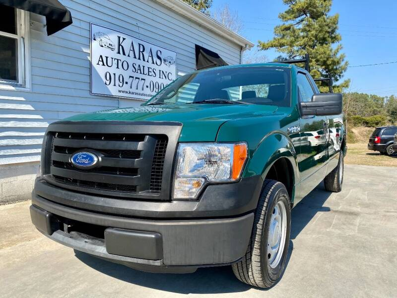 2011 Ford F-150 for sale at Karas Auto Sales Inc. in Sanford NC