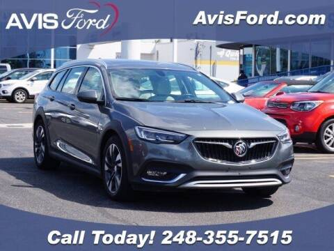 2018 Buick Regal TourX for sale at Work With Me Dave in Southfield MI