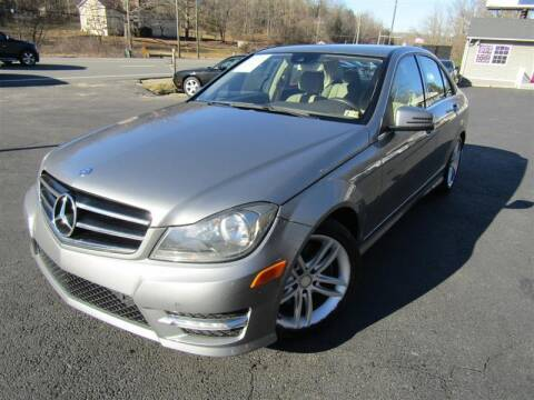 2014 Mercedes-Benz C-Class for sale at Guarantee Automaxx in Stafford VA