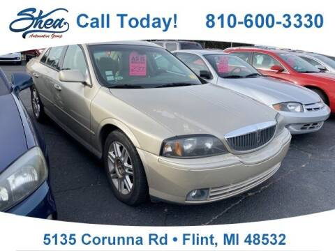 2005 Lincoln LS for sale at Jamie Sells Cars 810 - Linden Location in Flint MI