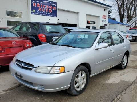 1999 Nissan Altima for sale at Ericson Auto in Ankeny IA