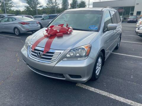 2009 Honda Odyssey for sale at Charlotte Auto Group, Inc in Monroe NC