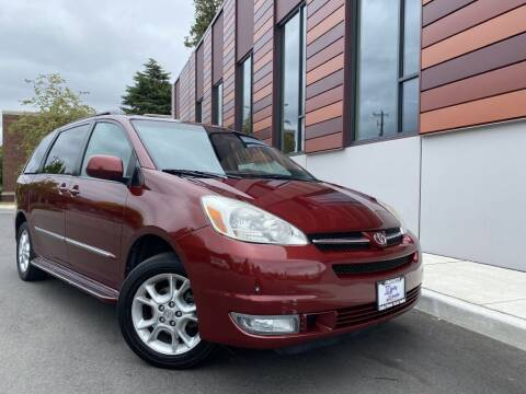 2005 Toyota Sienna for sale at DAILY DEALS AUTO SALES in Seattle WA