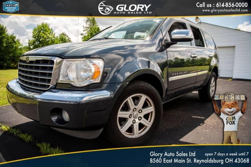 2008 Chrysler Aspen for sale at Glory Auto Sales LTD in Reynoldsburg OH