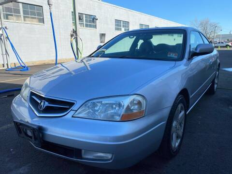2001 Acura CL for sale at MFT Auction in Lodi NJ