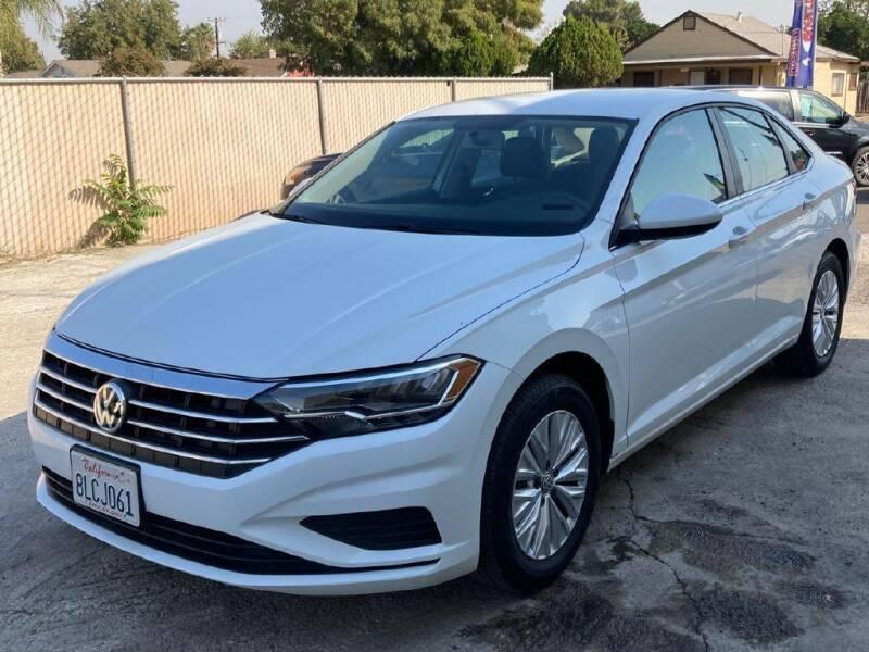 2019 Volkswagen Jetta for sale at CENTURY MOTORS - Fresno in Fresno CA