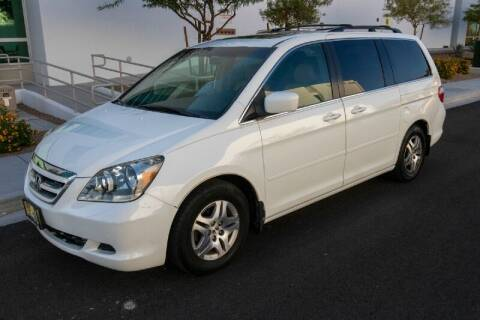 2006 Honda Odyssey for sale at REVEURO in Las Vegas NV