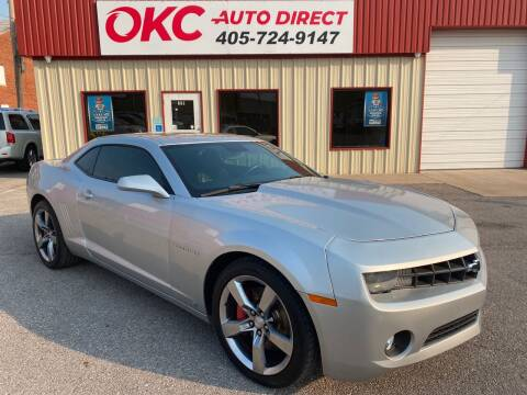 2010 Chevrolet Camaro for sale at OKC Auto Direct in Oklahoma City OK