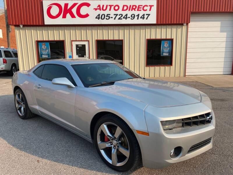 2010 Chevrolet Camaro for sale at OKC Auto Direct in Oklahoma City OK