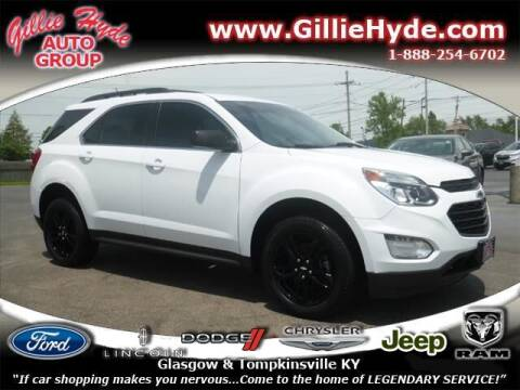 2017 Chevrolet Equinox for sale at Gillie Hyde Auto Group in Glasgow KY