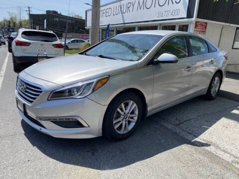 2015 Hyundai Sonata for sale at Certified Luxury Motors in Great Neck NY
