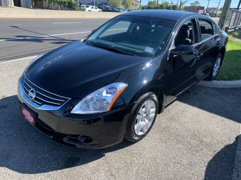 2010 Nissan Altima for sale at STATE AUTO SALES in Lodi NJ