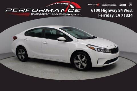 2018 Kia Forte for sale at Performance Dodge Chrysler Jeep in Ferriday LA