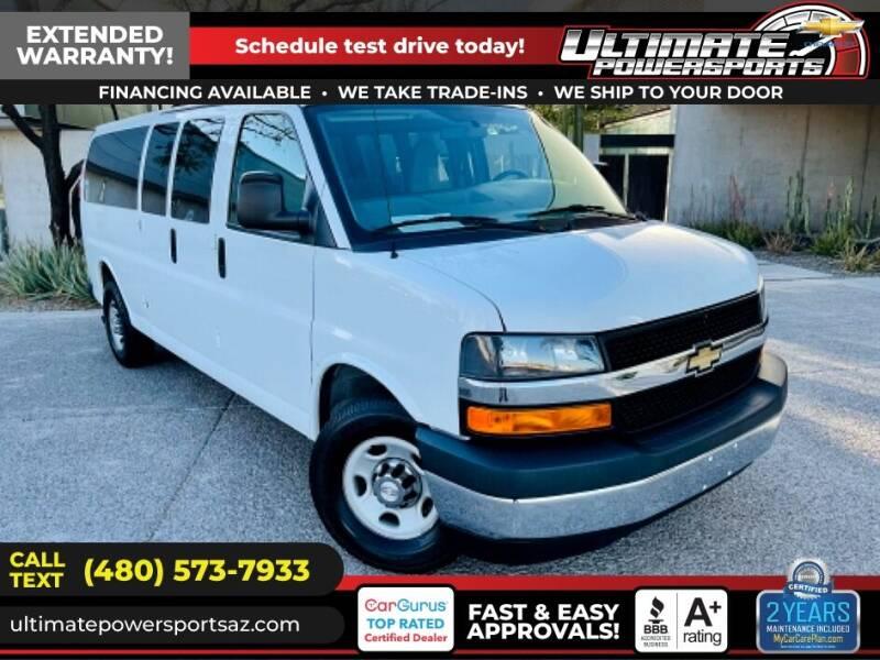 Used Passenger Van For Sale In Arizona Carsforsale Com