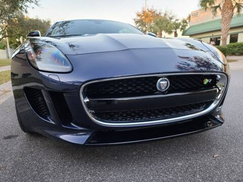 2015 Jaguar F-TYPE for sale at Monaco Motor Group in Orlando FL