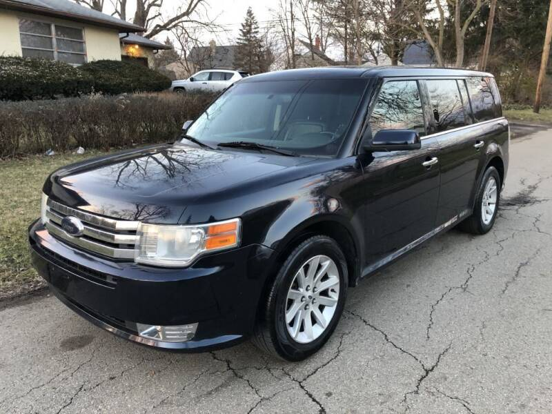 2009 Ford Flex for sale at Urban Motors llc. in Columbus OH