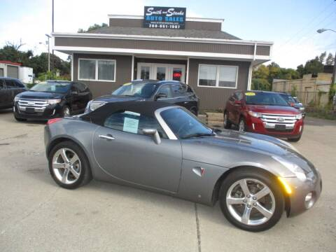2007 Pontiac Solstice for sale at Smith and Stanke Auto Sales in Sturgis MI