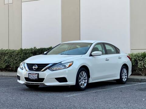 2016 Nissan Altima for sale at Carfornia in San Jose CA