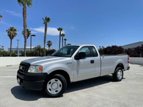 2005 Ford F-150 for sale at OPTED MOTORS in Santa Clara CA
