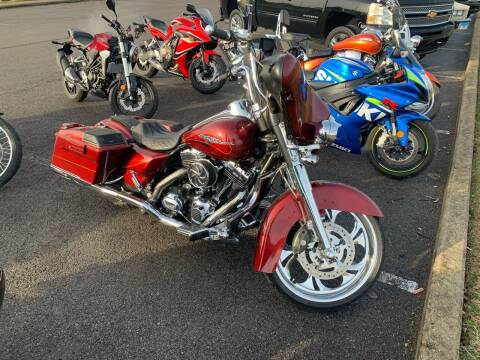2010 Harley Davidson Street Glide for sale at Dan Powers Honda Motorsports in Elizabethtown KY