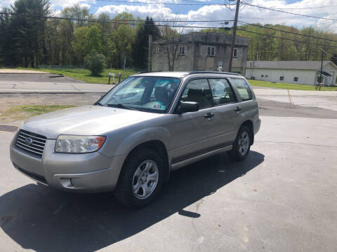 2006 Subaru Forester for sale at Edward's Motors in Scott Township PA