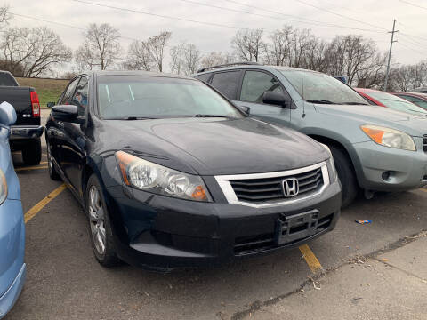 2010 Honda Accord for sale at Ideal Cars in Hamilton OH