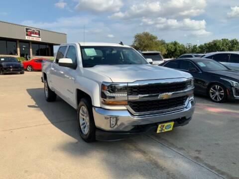 2018 Chevrolet Silverado 1500 for sale at KIAN MOTORS INC in Plano TX