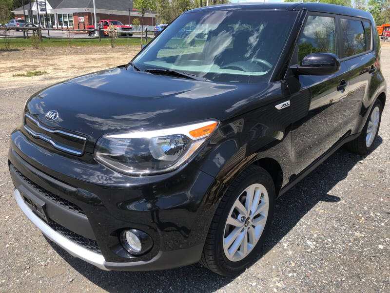 2018 Kia Soul for sale at AUTO OUTLET in Taunton MA