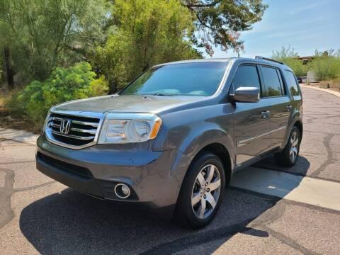 2012 Honda Pilot for sale at BUY RIGHT AUTO SALES in Phoenix AZ