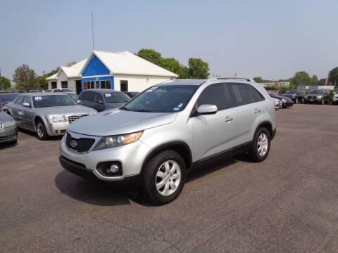 2012 Kia Sorento for sale at America Auto Inc in South Sioux City NE