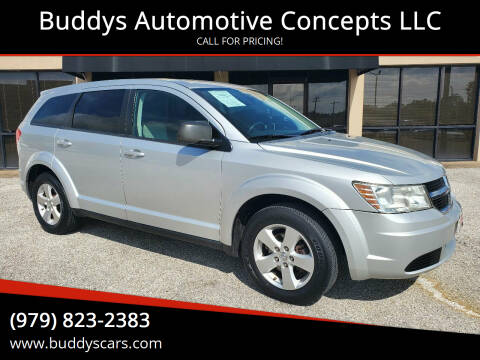 2009 Dodge Journey for sale at Buddys Automotive Concepts LLC in Bryan TX