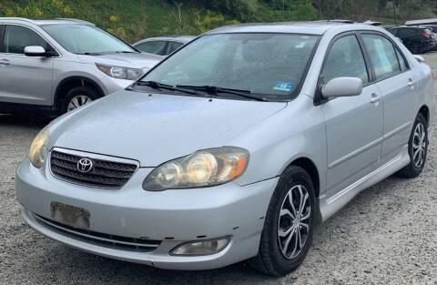 2006 Toyota Corolla for sale at Cars 2 Love in Delran NJ
