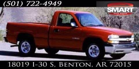 2002 Chevrolet Silverado 1500 for sale at Smart Auto Sales of Benton in Benton AR