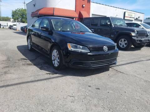 2012 Volkswagen Jetta for sale at Best Buy Wheels in Virginia Beach VA