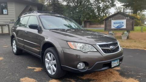 2009 Subaru Outback for sale at Shores Auto in Lakeland Shores MN