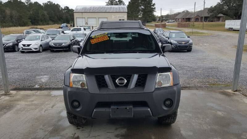 2008 Nissan Xterra for sale at Auto Guarantee, LLC in Eunice LA