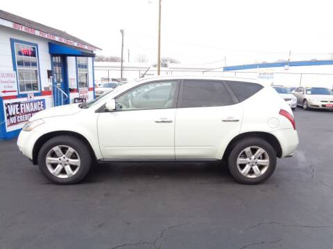 2006 Nissan Murano for sale at Cars Unlimited Inc in Lebanon TN