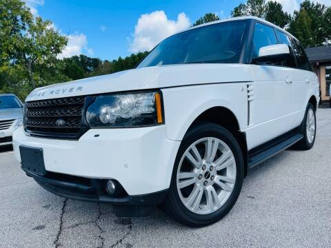 2012 Land Rover Range Rover for sale at Classic Luxury Motors in Buford GA