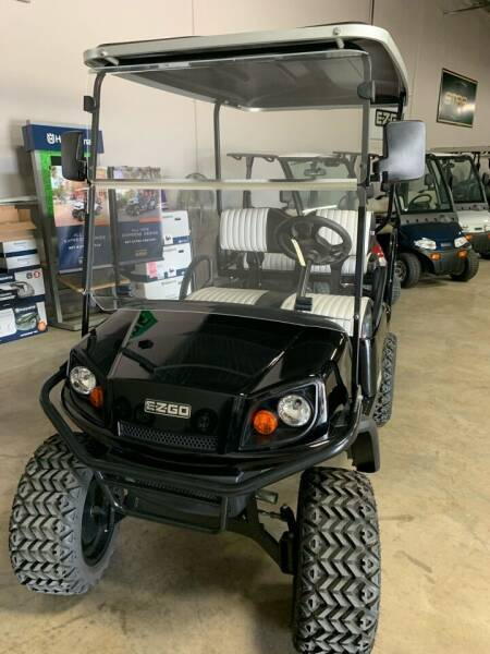 2018 EZGO S4 Express for sale at ADVENTURE GOLF CARS in Southlake TX