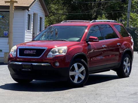 2012 GMC Acadia for sale at Kugman Motors in Saint Louis MO
