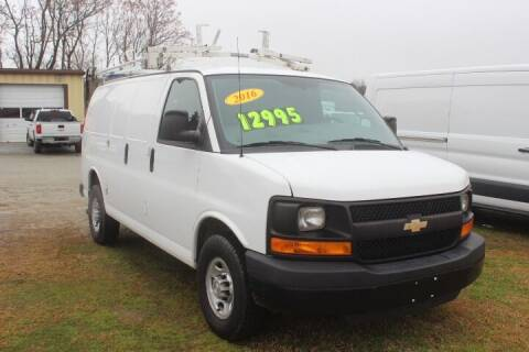 2016 Chevrolet Express Cargo for sale at Vehicle Network - LEE MOTORS in Princeton NC