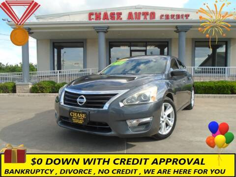 2013 Nissan Altima for sale at Chase Auto Credit in Oklahoma City OK