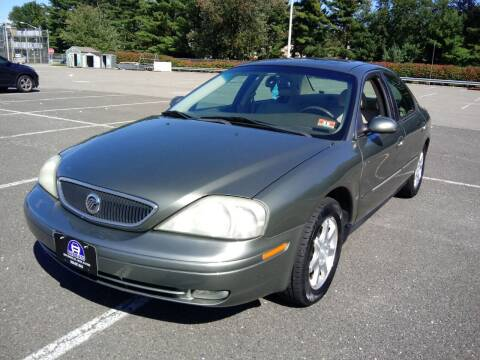 2002 Mercury Sable for sale at B&B Auto LLC in Union NJ