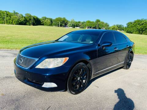 2008 Lexus LS 460 for sale at Xtreme Auto Mart LLC in Kansas City MO