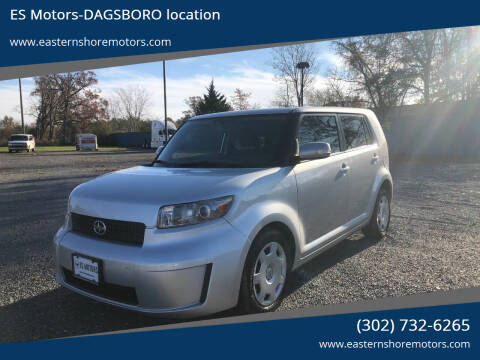 2010 Scion xB for sale at ES Motors-DAGSBORO location in Dagsboro DE