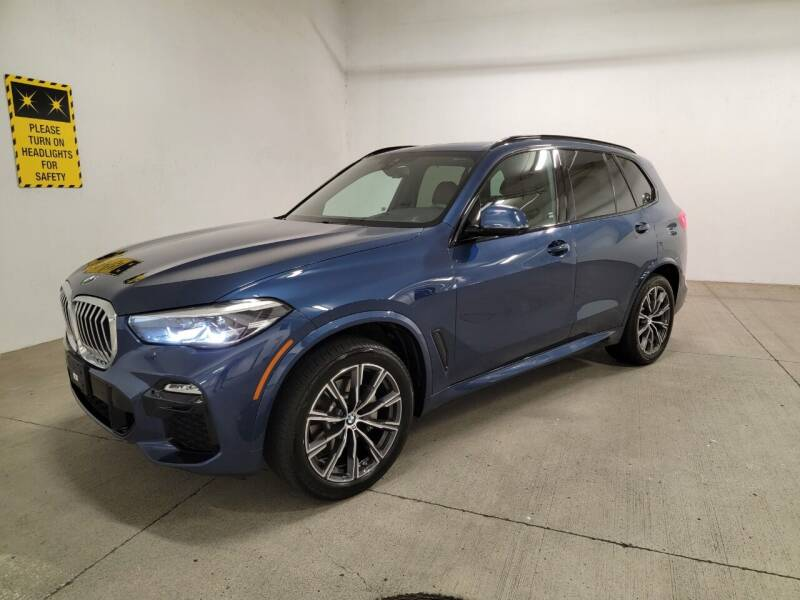 2019 BMW X5 for sale at Painlessautos.com in Bellevue WA